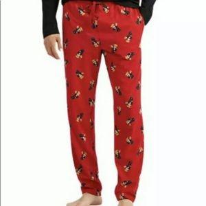 NWT -Men's Ralph Lauren Polo Bear pj pants -L